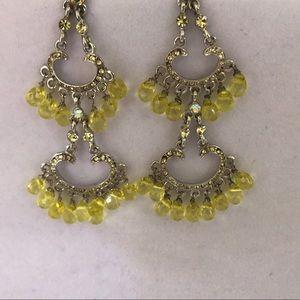 Jewelry - Chandelier beaded earrings  gorgeous